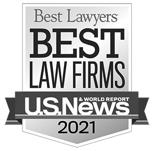 Best Law Firms 21 Award
